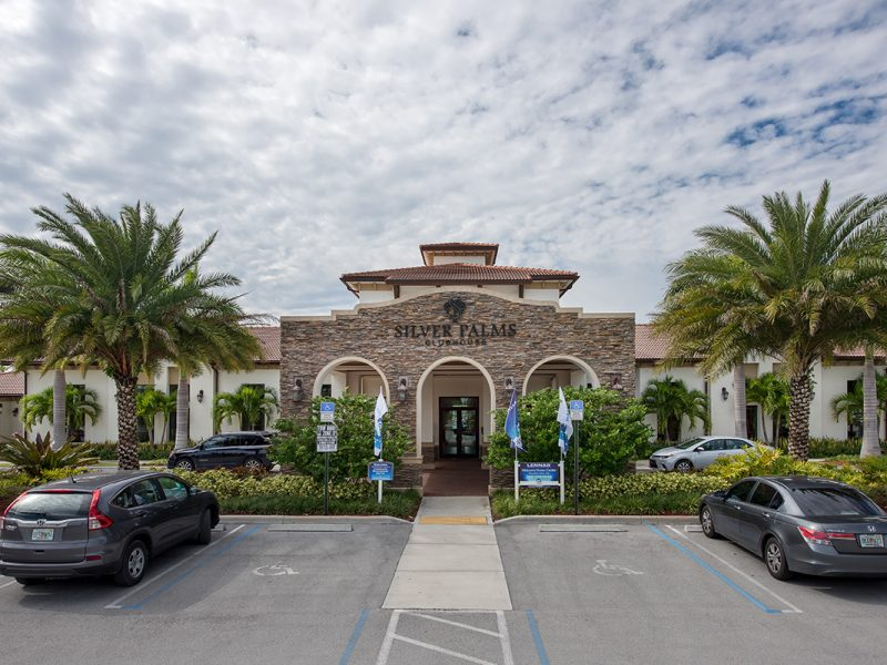 Silver Palms Clubhouse